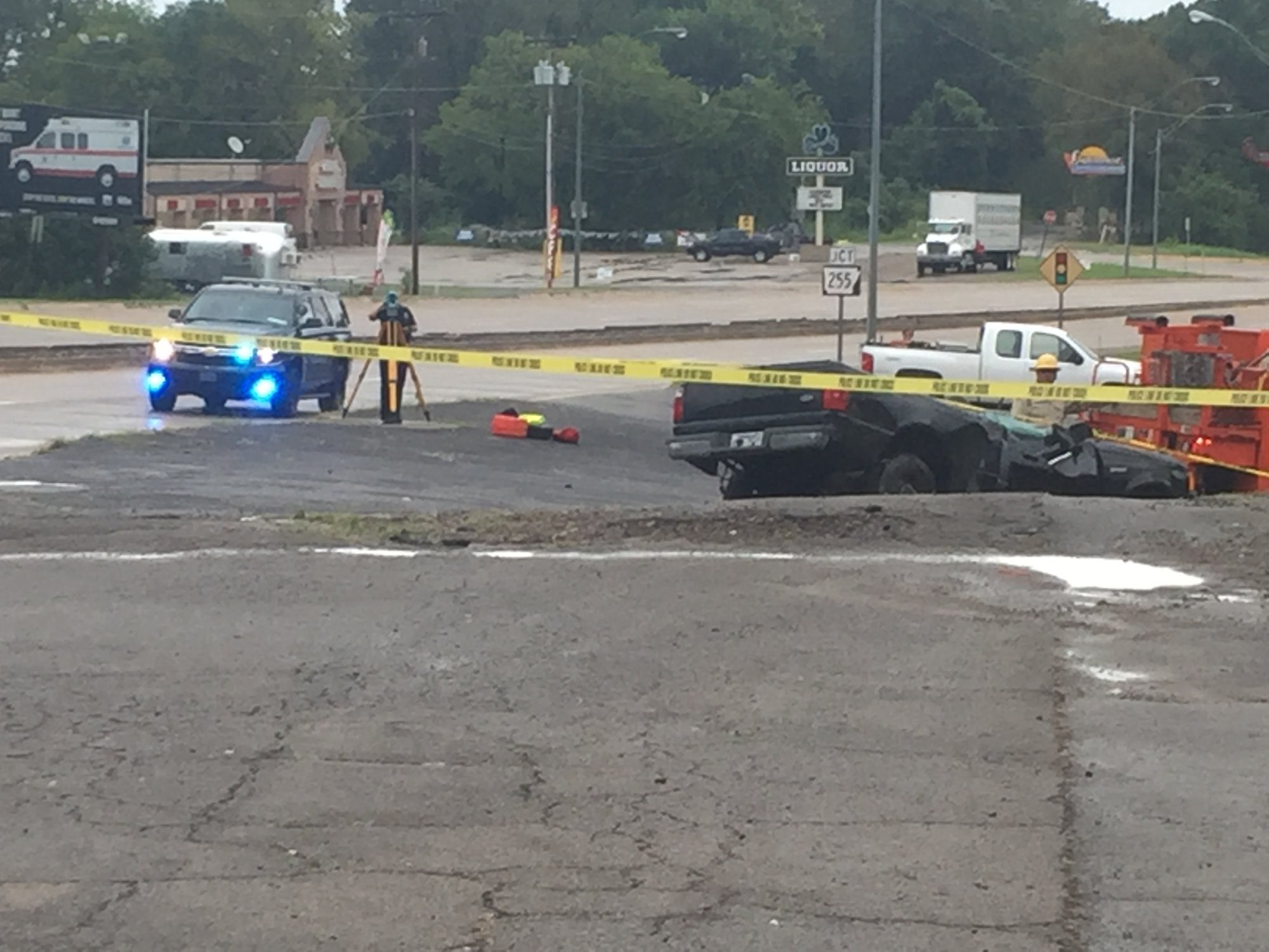 One Dead Following Accident On Midland Blvd  In Fort Smith | Fort