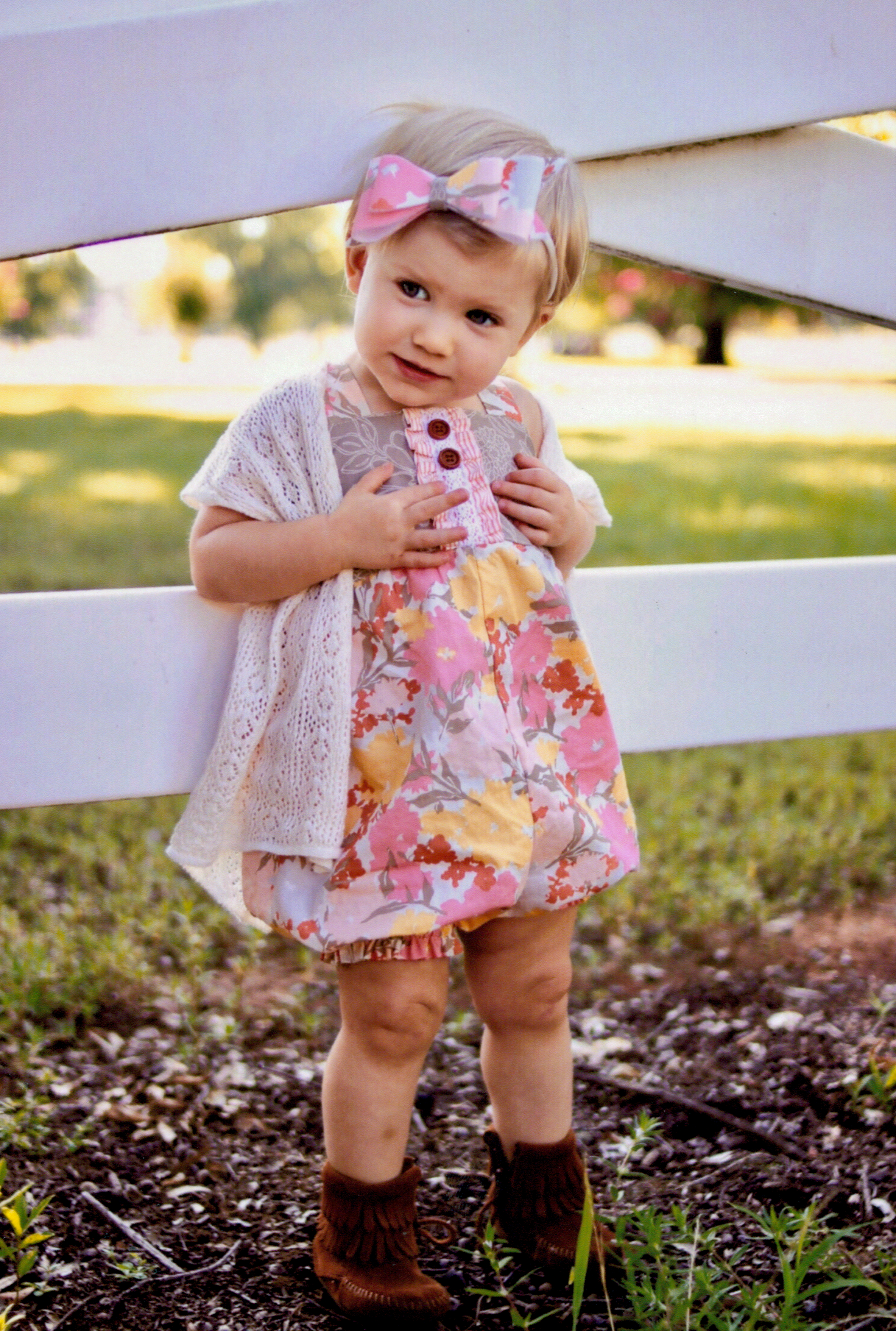 Addalyn. 2-years-old from Alma