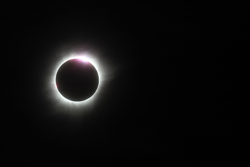 View the solar eclipse safely