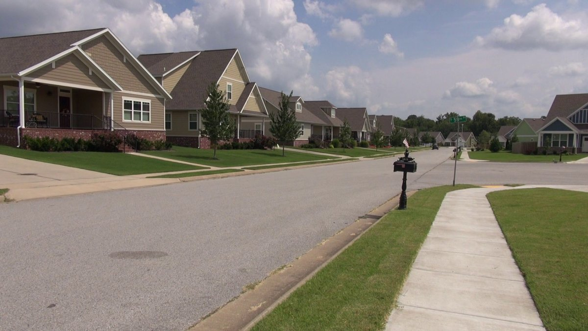 New Homes Being Sold In Northwest Arkansas On The Rise