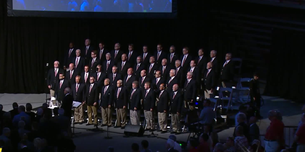 The Singing Men of Arkansas
