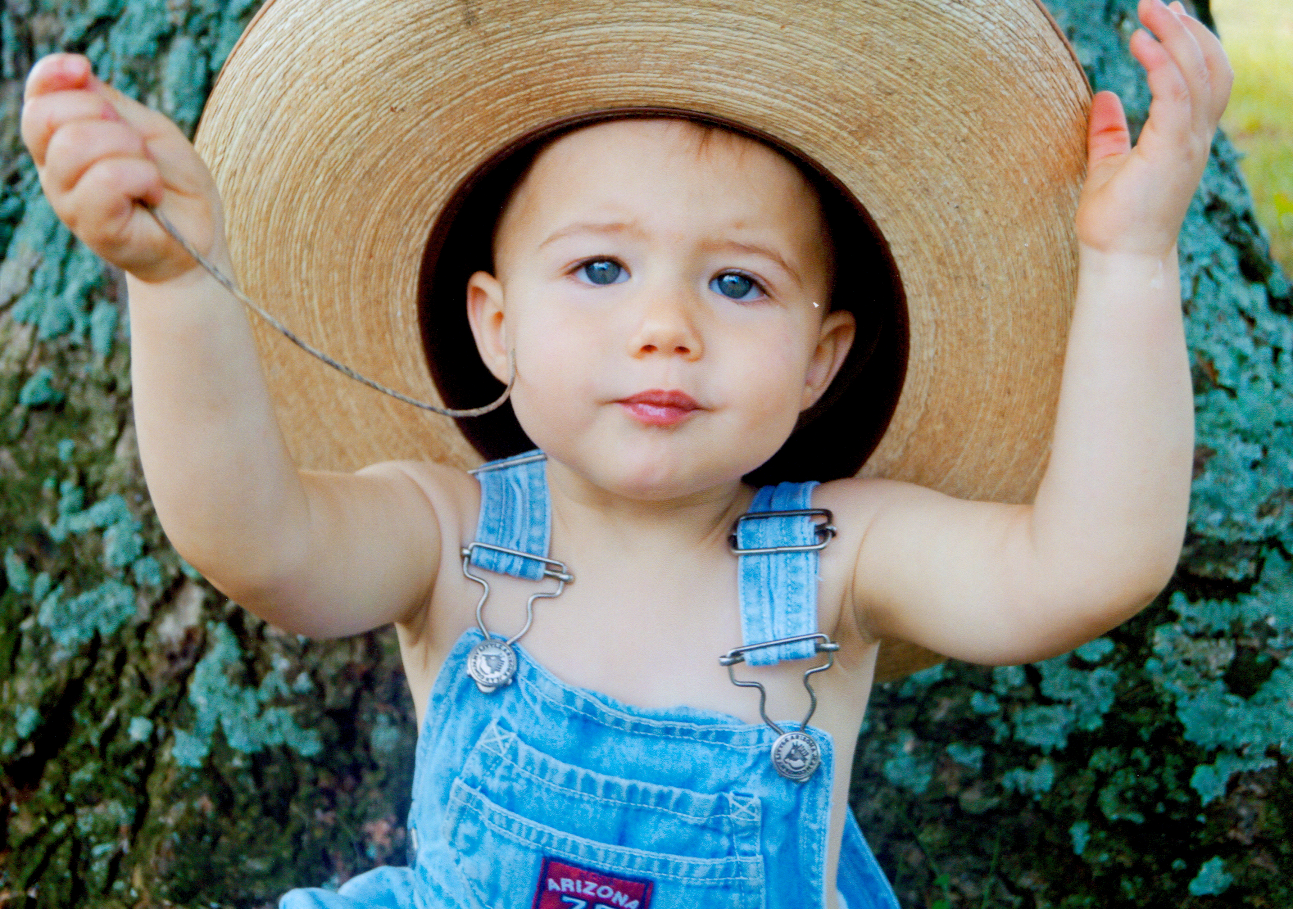 Jett. 1-year-old from Siloam Springs