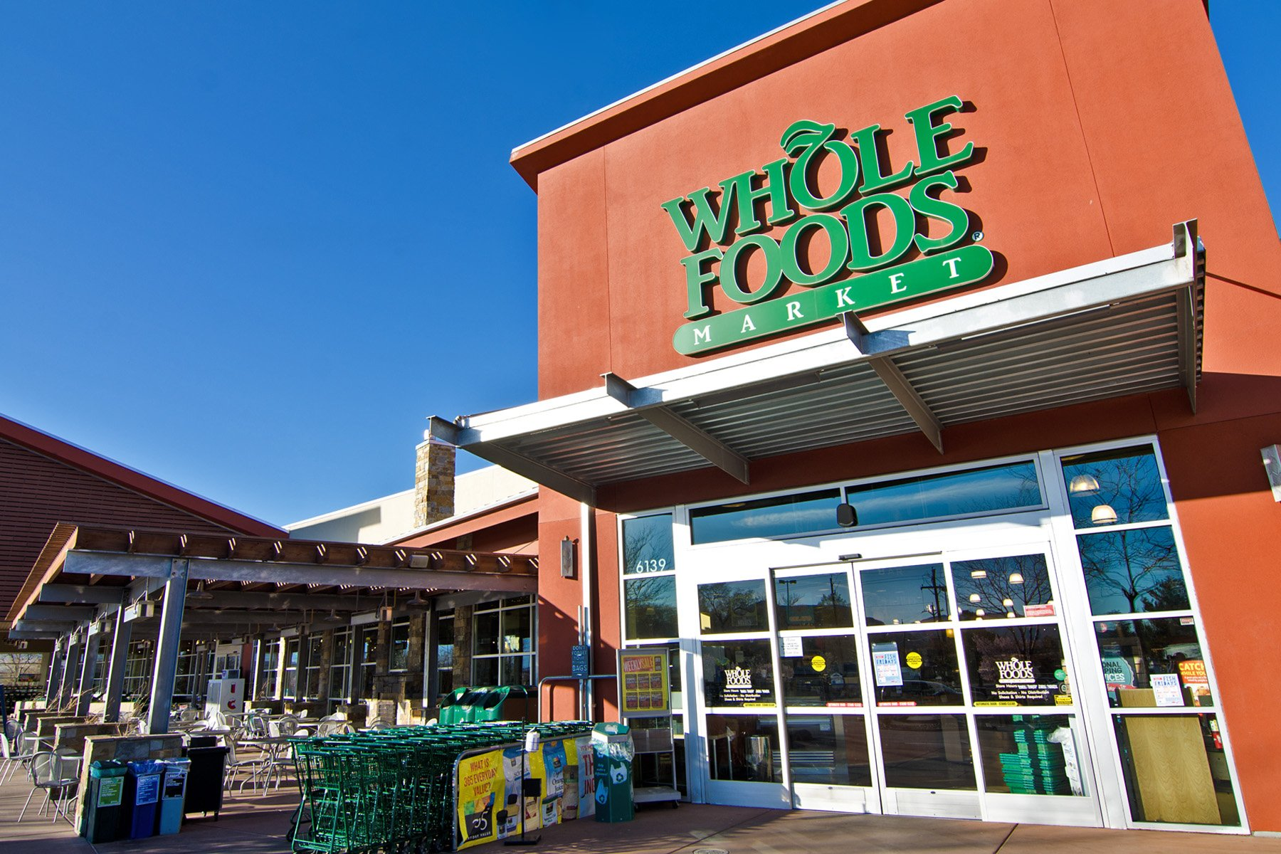 Local organic food shops not sweating Whole Foods powered by Amazon
