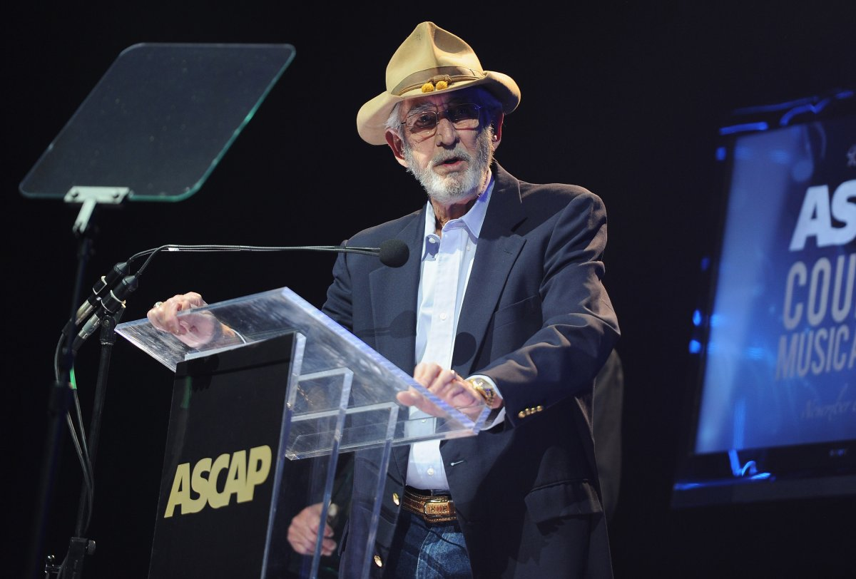 Country music singer don williams dies at 78 fort smith for What country music singer died today