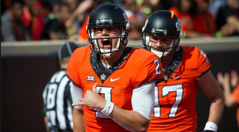 Oklahoma State fine tunes offensive fireworks ahead of meeting with TCU
