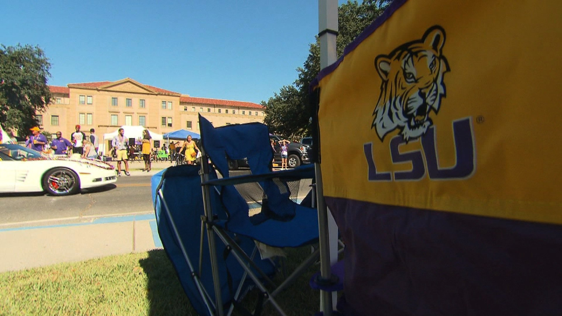 Possible Hazing Suspected in LSU Student's Death