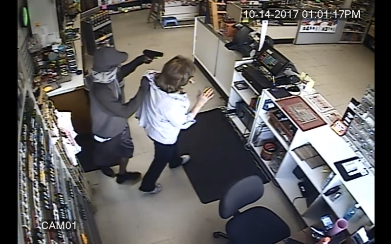 Armed Robbery Discount Tobacco