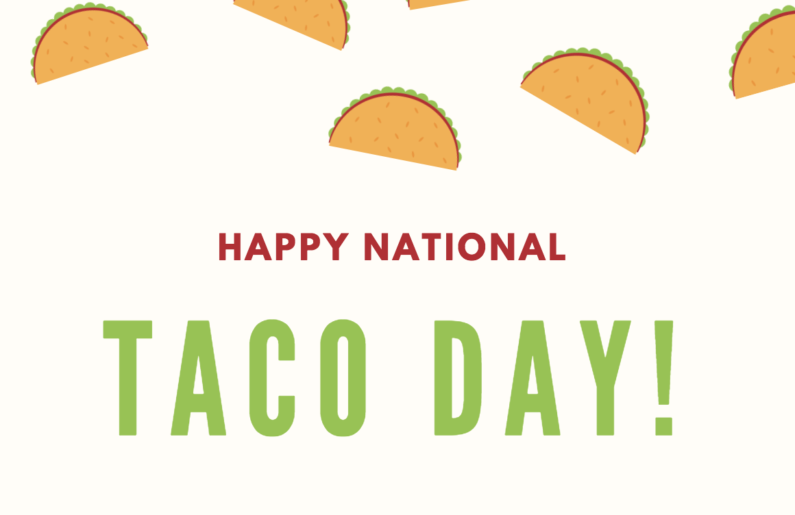 Celebrate National Taco Day   Fort Smith/Fayetteville News ...