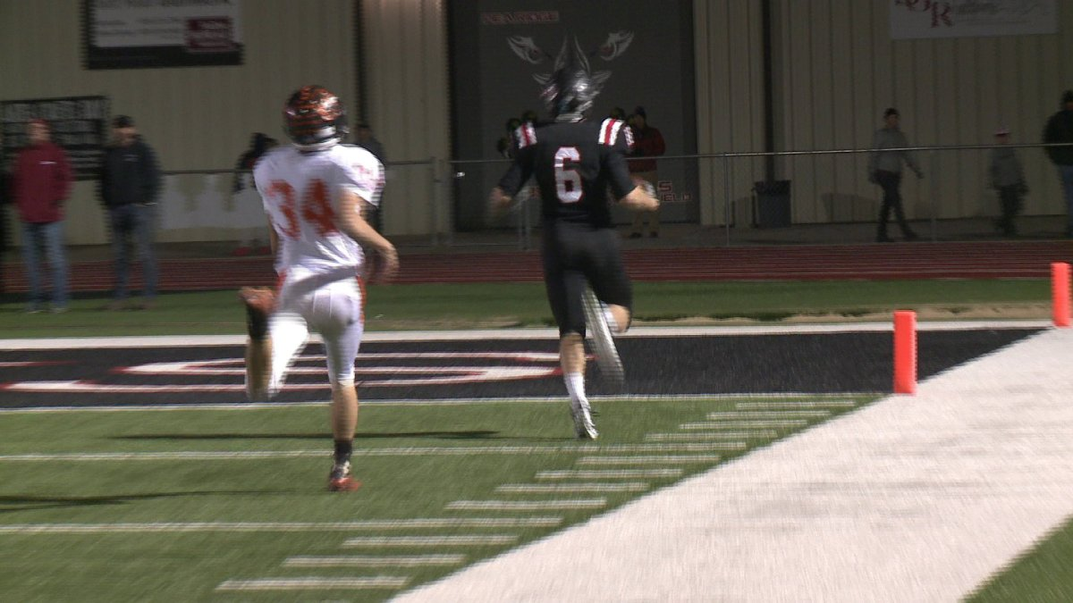 Pea Ridge Pummels Waldron In 4a Playoff Opener Fort