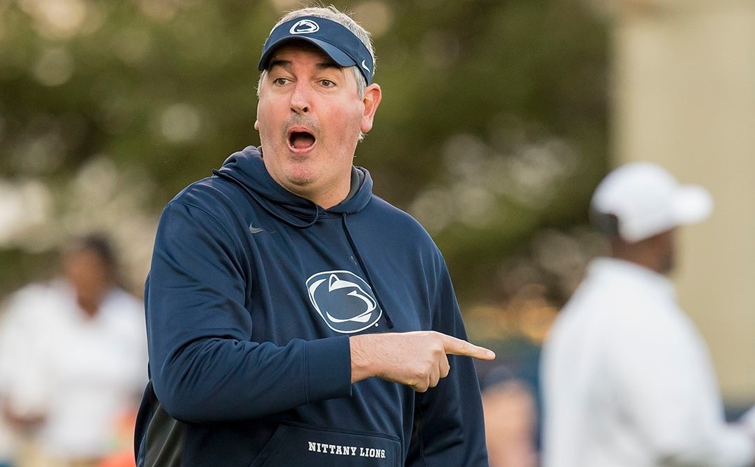 Penn State OC Joe Moorhead the next head coach at Miss
