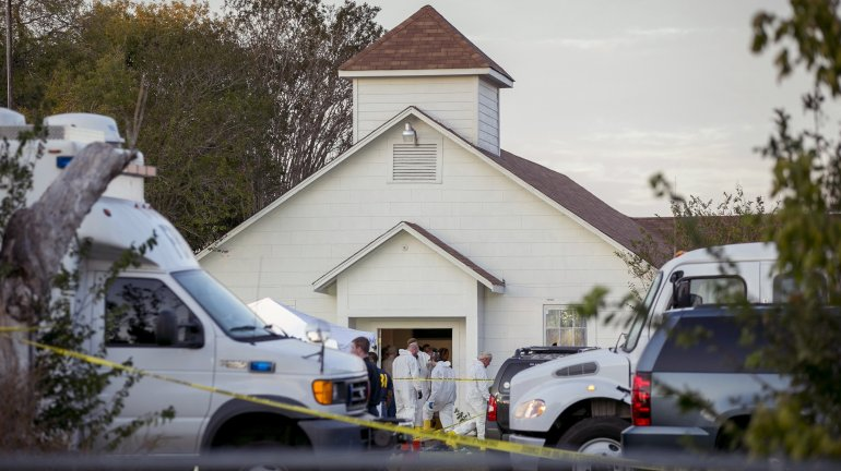 Security Becomes A Top Priority For Churches After Texas Massacre ...