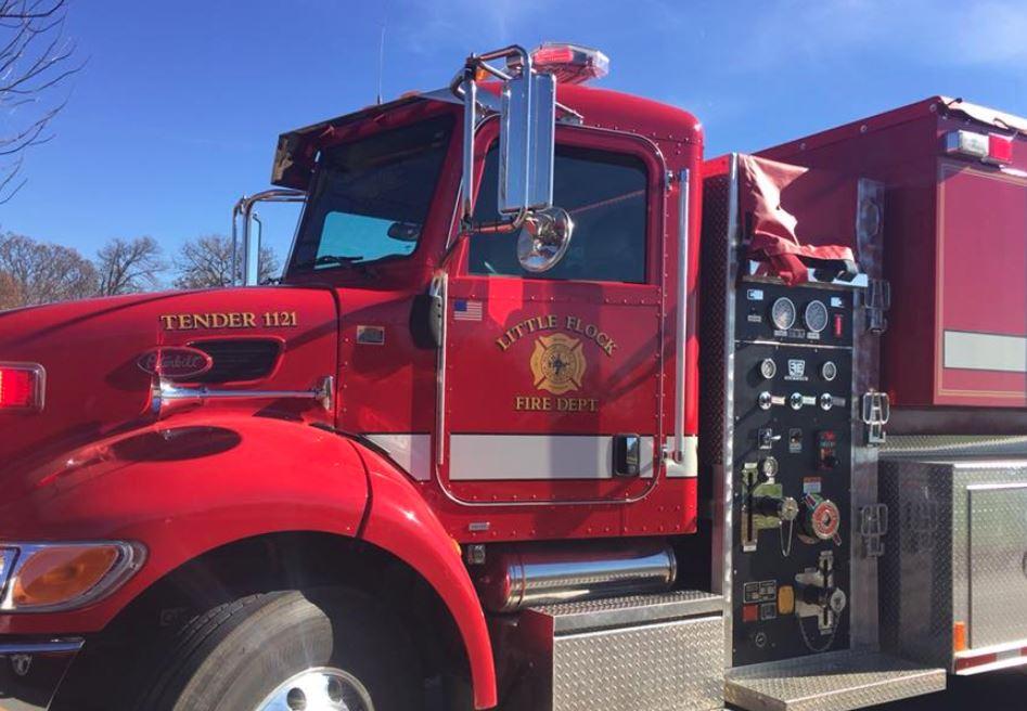 Benton County Division of Public Safety Facebook photo.