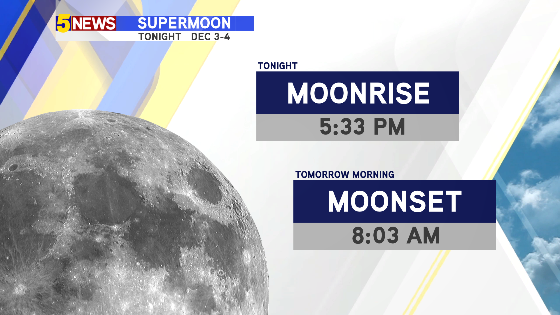 Super Frost Moon Lights Up the Sky This Weekend