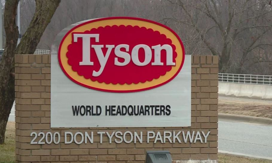 Tyson Foods almost  triples net income in strong first quarter