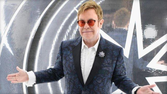 Elton John Coming To Arkansas In July 2020