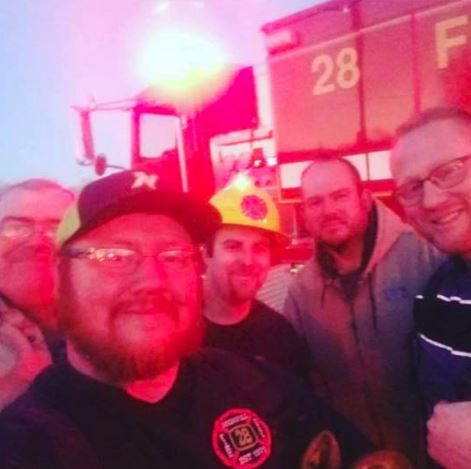 Highfill Fire Department Facebook Photo