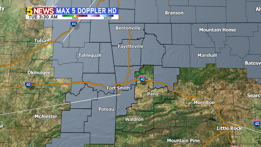 New dense fog advisory issued until noon Wednesday