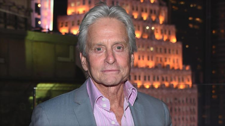 Michael Douglas preemptively denies masturbation allegations