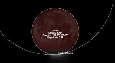 blood moon tonight in arkansas - photo #25