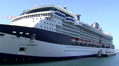 Dozens Of Passengers Become Ill On Royal Caribbean Cruise Ship - Cruise ship caribbean