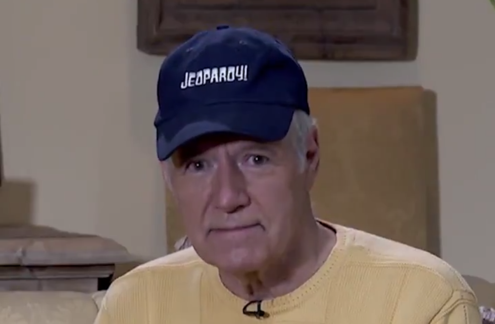 Alex Trebek undergoes brain surgery, takes medical leave from 'Jeopardy!'
