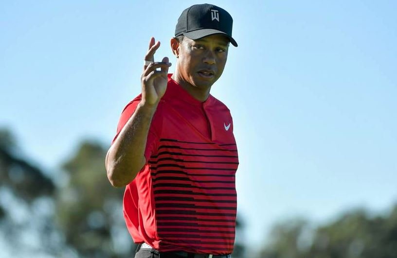 Tiger makes cut for first time since '15