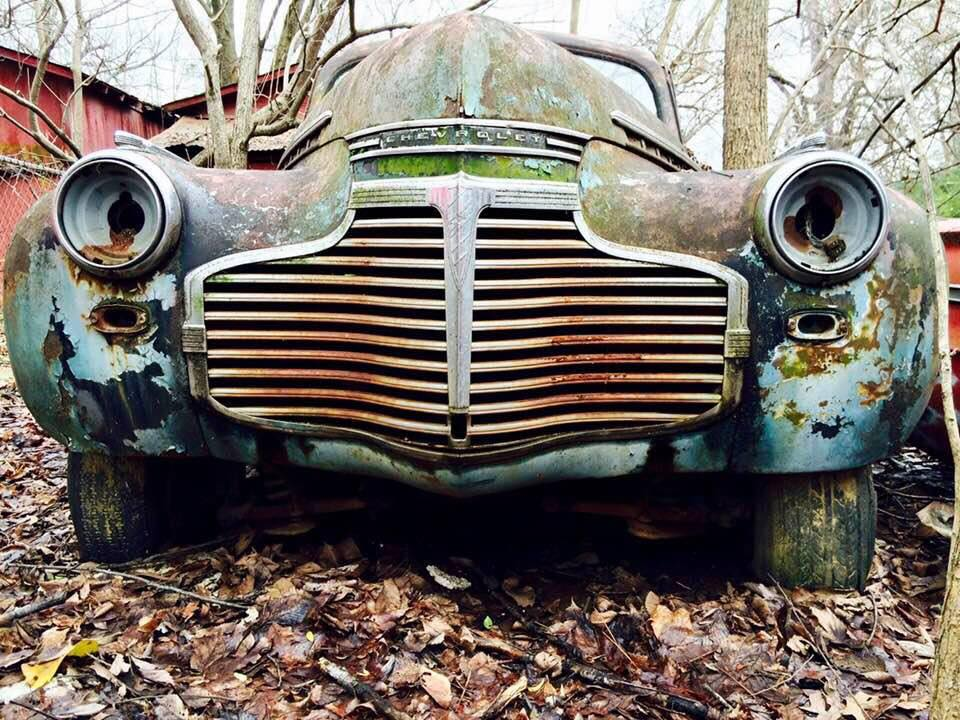 Stolen Antique Car Returned To Family | Fort Smith/Fayetteville ...