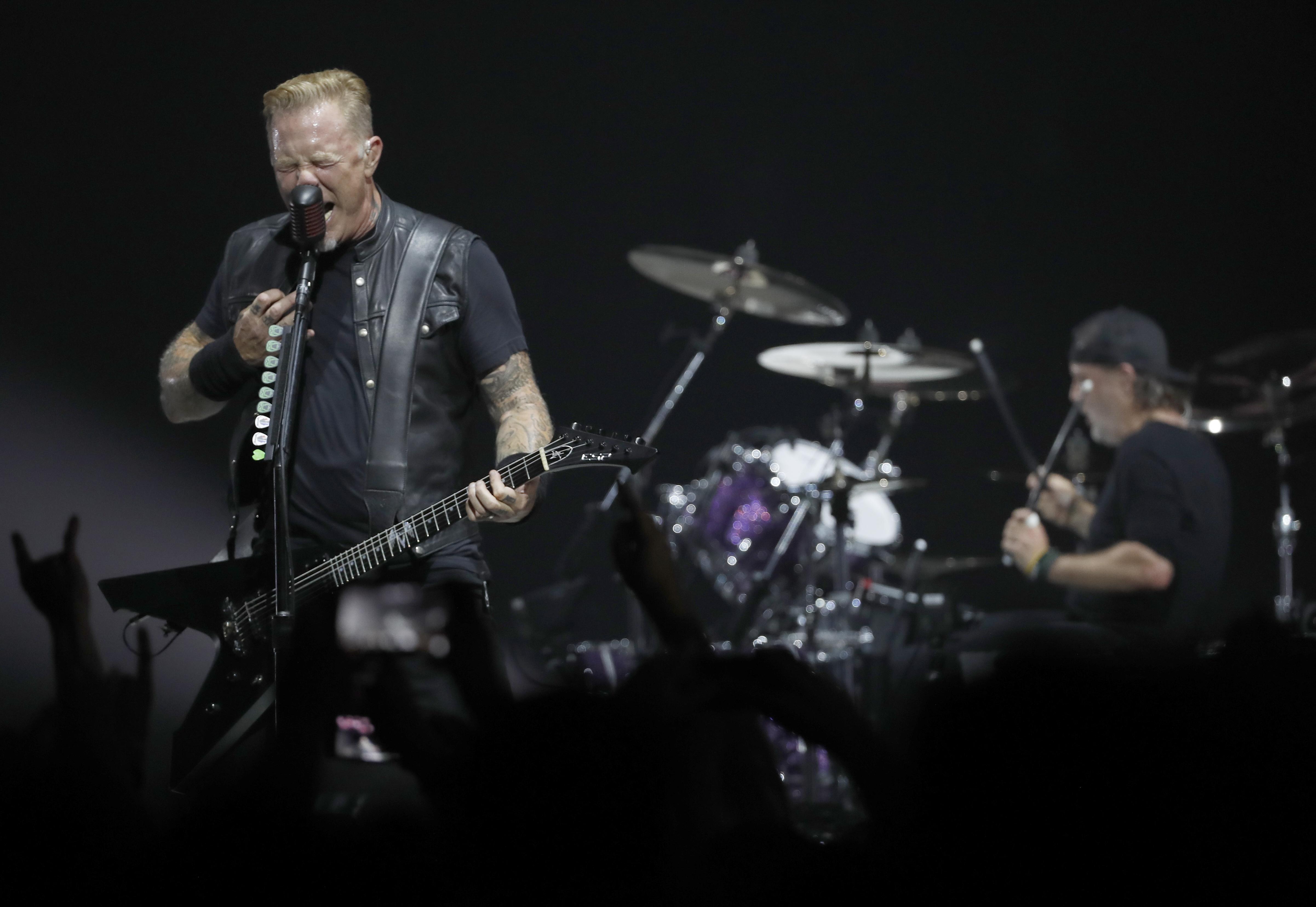 Metallica To Wrap Up BOK Center's 10 For 10 Celebration