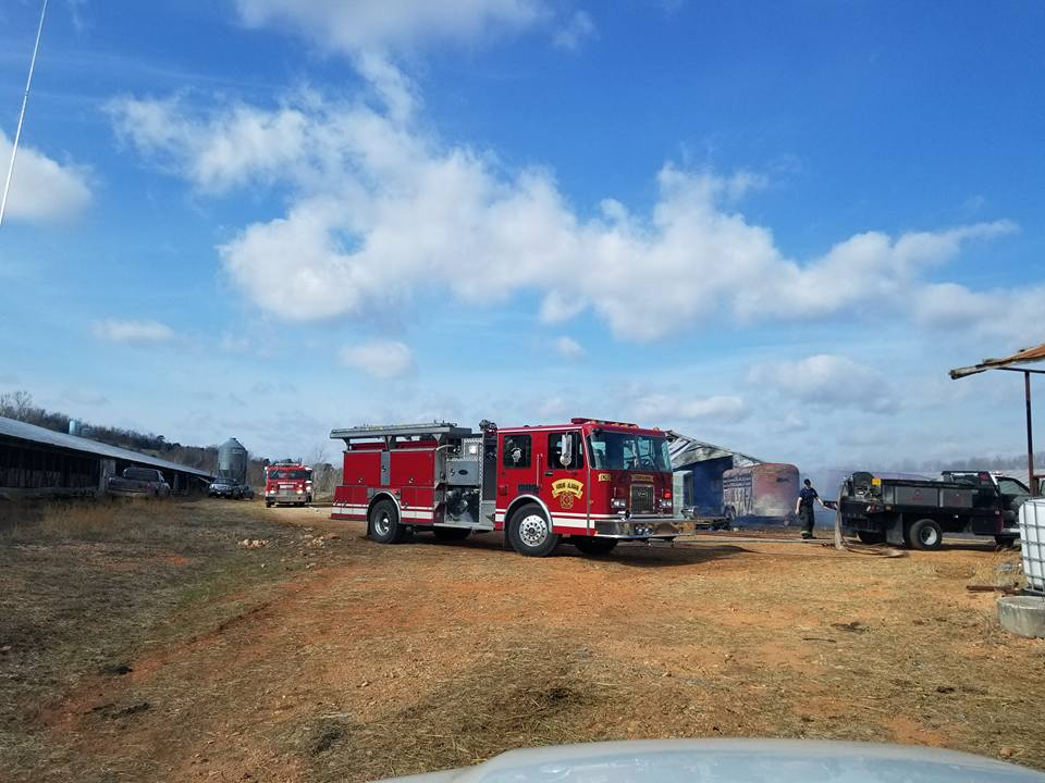 Photo Courtesy: Huntsville Fire Department