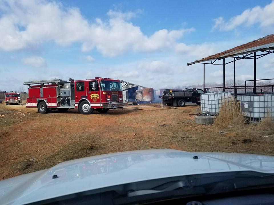 Photo Courtesy: Huntsville Fire Department