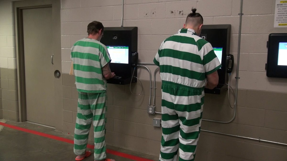 Mail Goes Digital At Benton County Jail | Fort Smith/Fayetteville