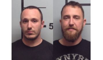 Two Arrested For Discharging Firearms In Bella Vista