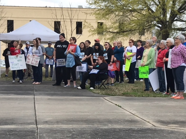March For Our Lives-Fort Smith