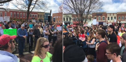 March For Our Lives-Bentonville