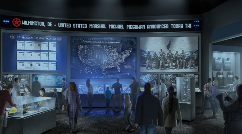 Photo Courtesy: U.S. Marshals Museum