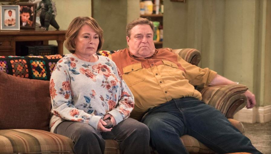 Politically charged 'Roseanne' soars with premiere ratings