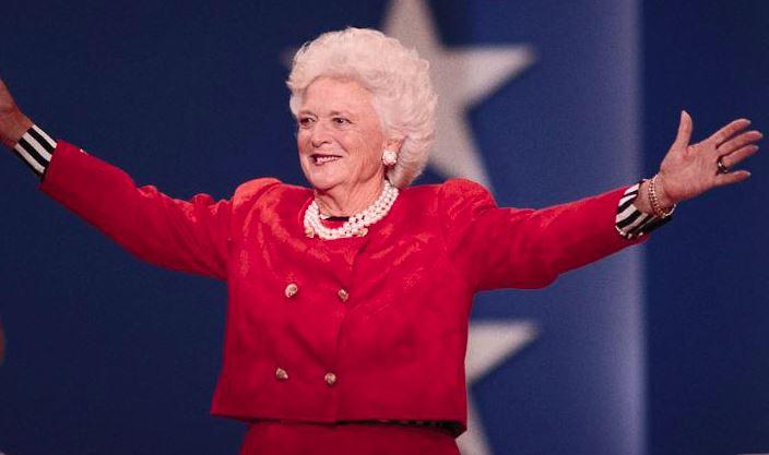 Barbara Bush Dead At 92 Fort Smith Fayetteville News