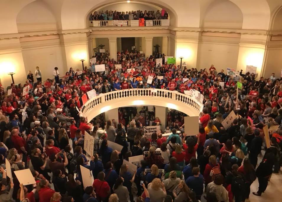 Oklahoma Education Association Calls For End Of Teacher Walkout