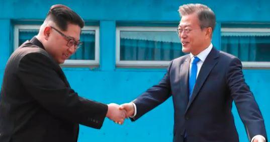 Trump says U.S. should be 'very proud' of historic Korean summit meeting