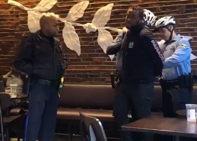 Starbucks manager leaves company after calling police on two black men