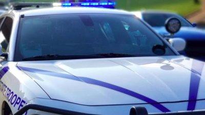 State Police Chase Stolen Car Suspect Through Arkansas