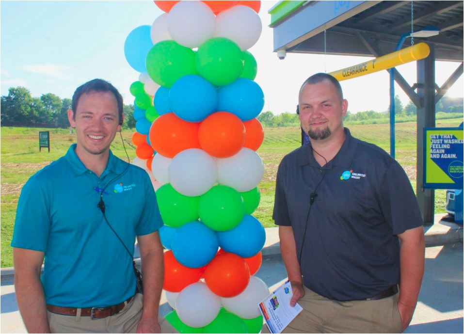 New Car Wash In Rogers Donates $5,000 To Children's Shelter