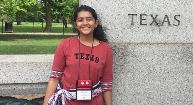 Sabika Sheikh.  Photo courtesy: Pakistan Association of Greater Houston/Facebook