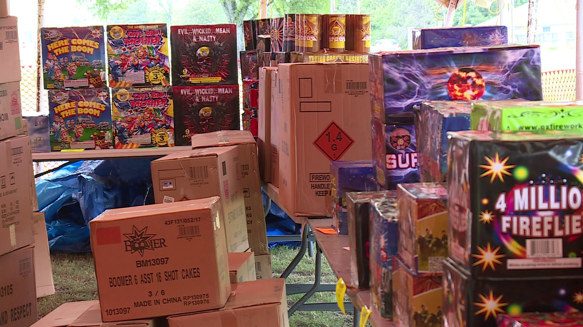 New Law Extends Oklahoma's Fourth Of July Fireworks Season thumbnail