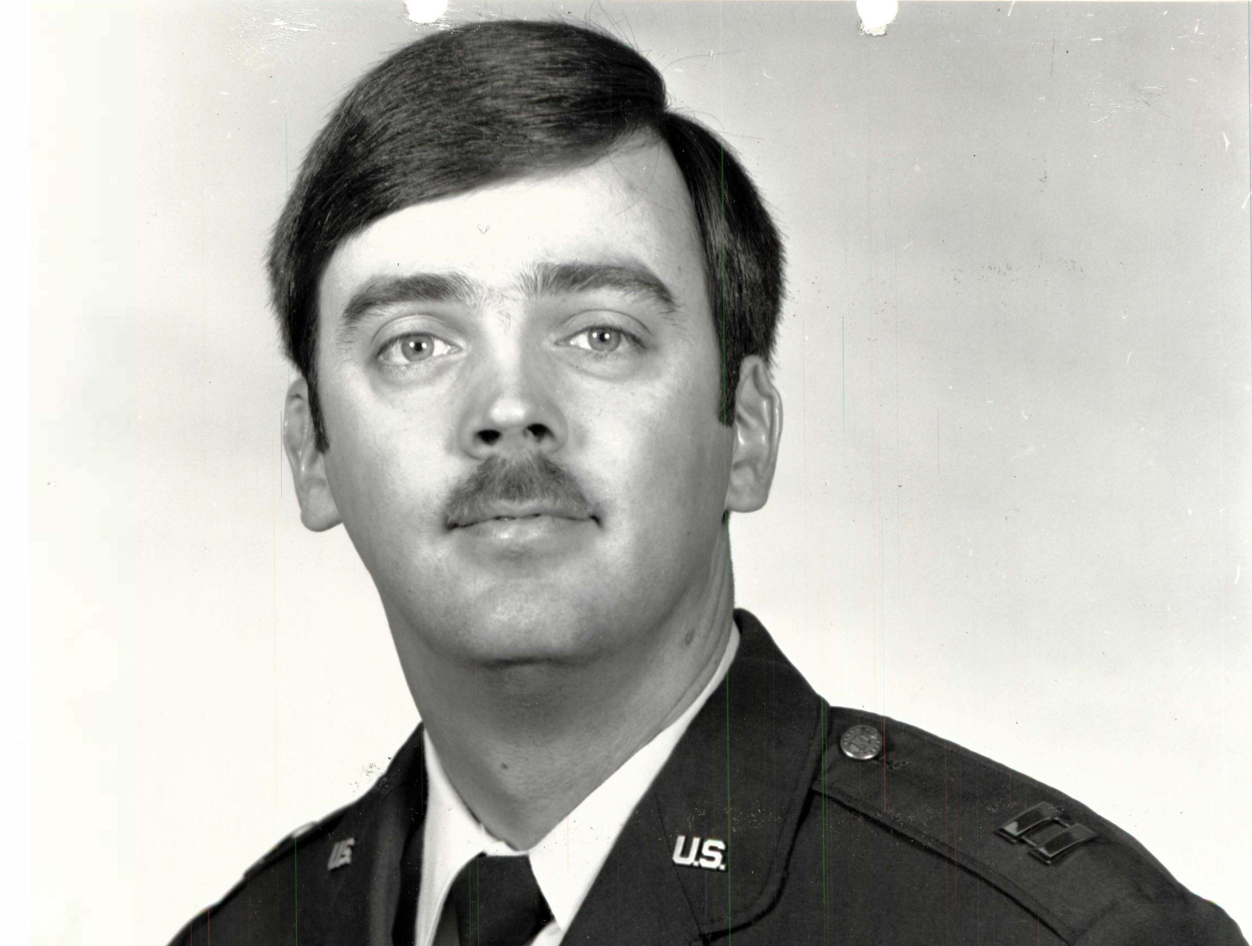 Missing Air Force officer with top-secret clearance found after 35 years