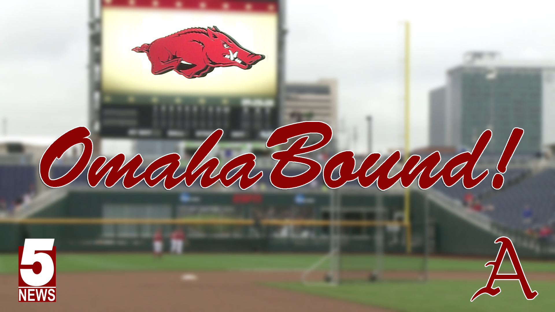 Arkansas Punches Ticket To College World Series With Rout