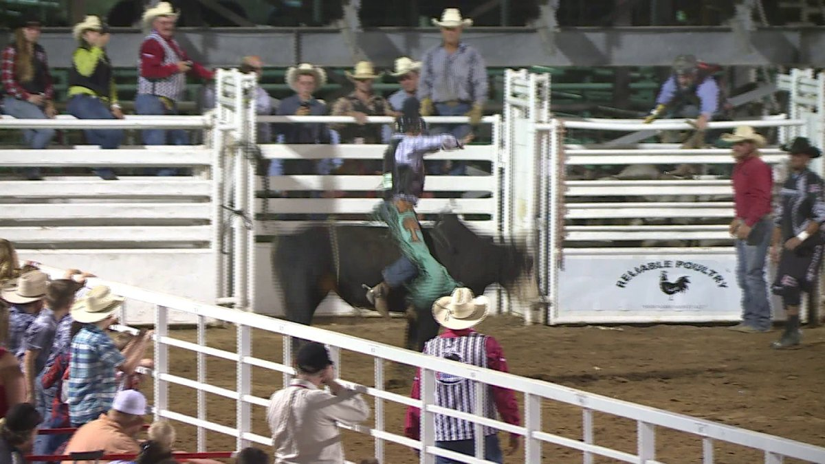 Big Crowd Expected At 74th Annual Rodeo Of The Ozarks In