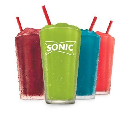 Pucker Up! Sonic's New Pickle Juice Slush Debuts Monday Sonic