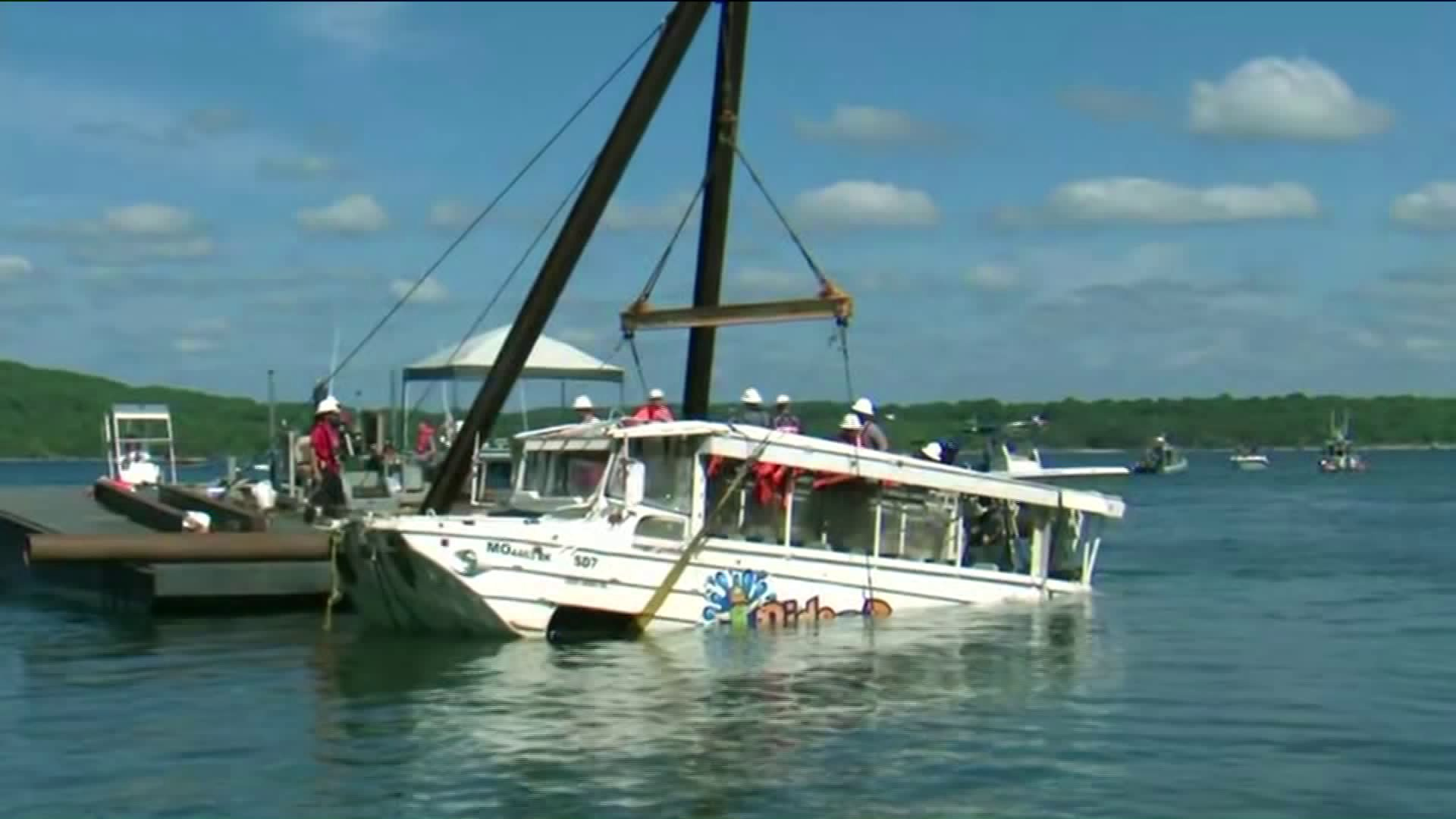 Captain Of Duck Boat That Sank Near Branson Indicted On 17 Counts Of 'Seaman's Manslaughter'