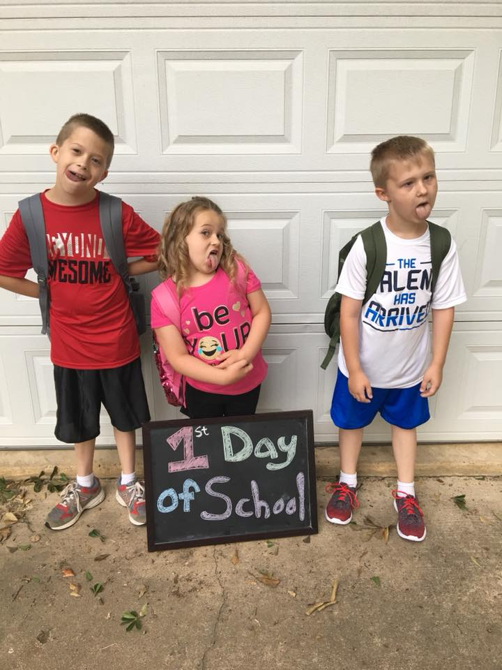 Abigail, Jacob and Timonthy Moffett Elementary